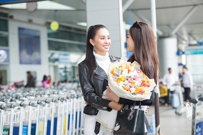 Hoa hậu Hòa bình Quốc tế 2018,Bùi Phương Nga,Trần Tiểu Vy,Miss Grand International 2018,Hoa hậu Việt Nam,sao Việt