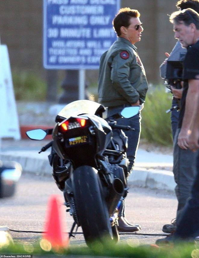 Tom Cruise,Top Gun: Maverick,sao Hollywood