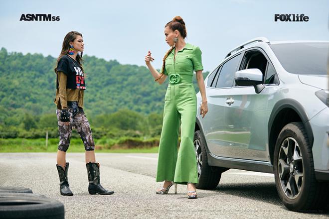 Hồ Ngọc Hà, Asia's Next Top Model, sao Việt