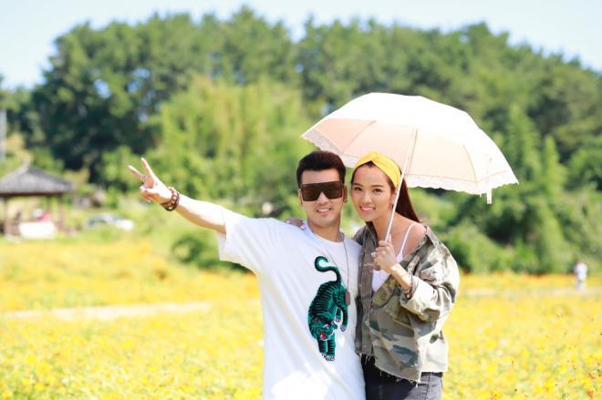 Ưng Hoàng Phúc, Kim Cương, sao Việt
