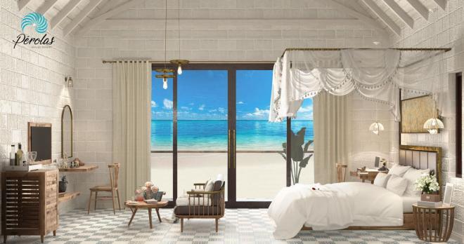 Pérolas Villas Resort, Hòn Lan, Biệt thự nghỉ dưỡng cao cấp