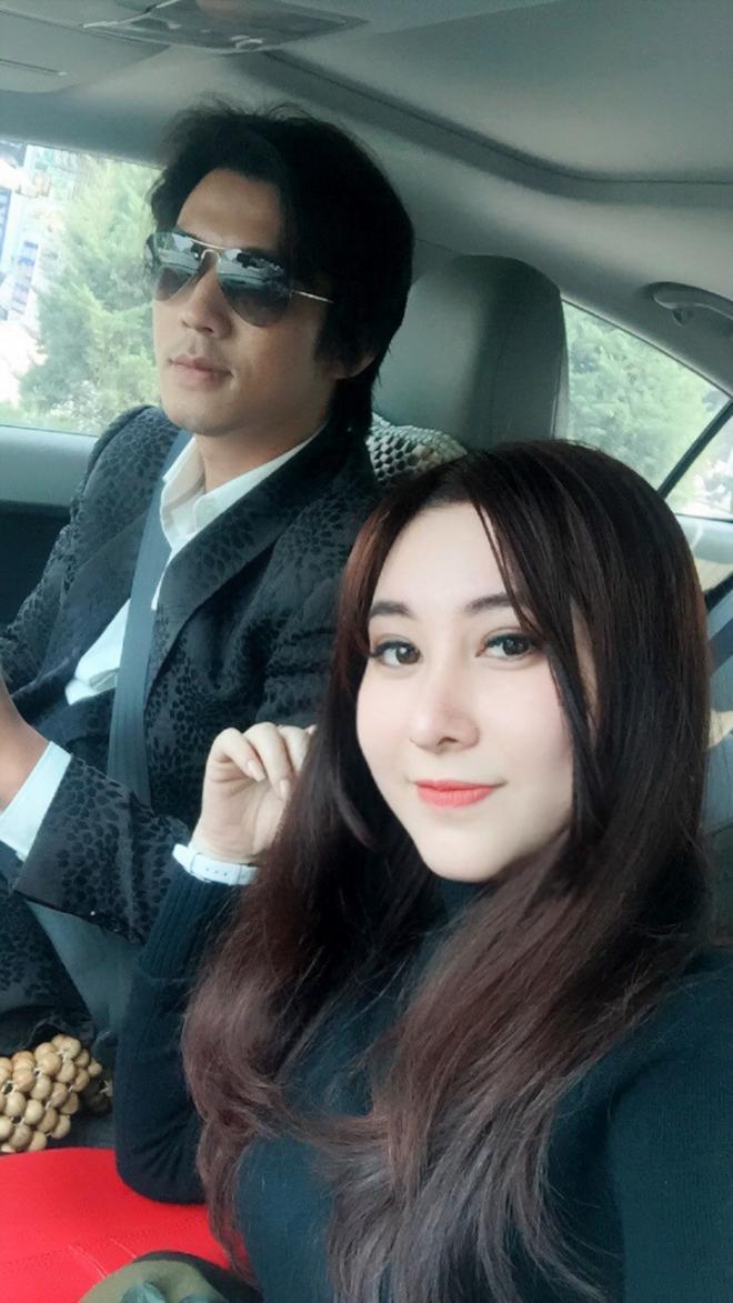 Hà Việt Dũng, vợ của Hà Việt Dũng, diễn viên Vy Hảo