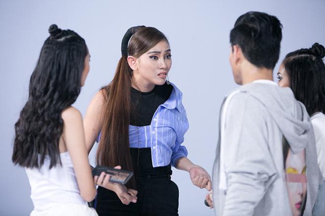 Võ Hoàng Yến, The Face Việt Nam 2018, sao Việt