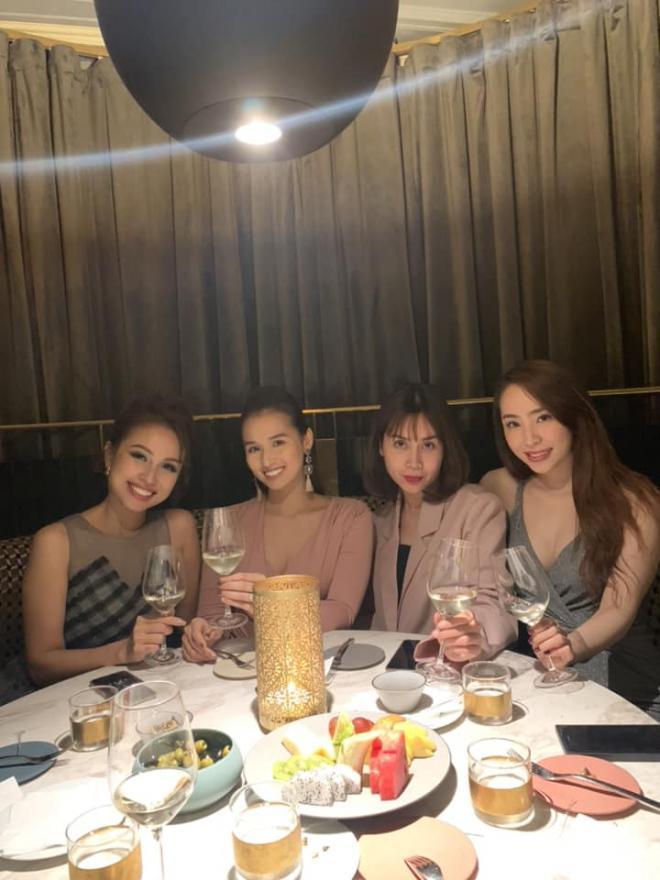 Lưu Hương Giang, Hồ Hoài Anh, Lưu Thiên Hương, sao Việt