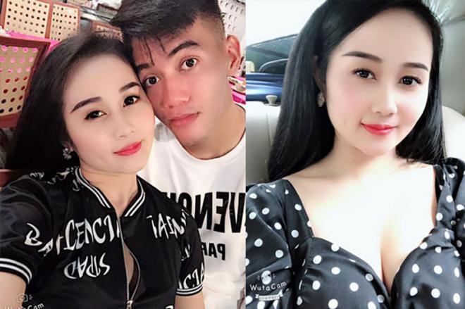 Hotgirl, người đẹp, wags, Nguyễn Tiến Linh, ĐT Việt Nam, AFF Cup 2018
