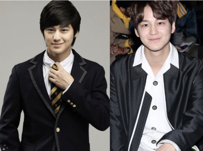 Vườn sao băng, diễn viên Vườn sao băng sau 10 năm, Lee Min Ho