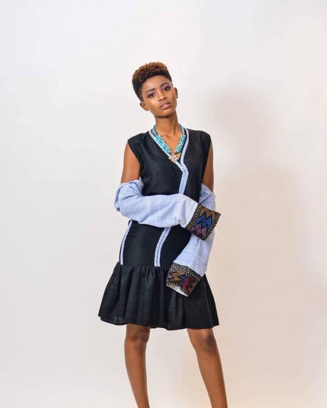 H-hen Niê , Miss Universe, tóc tém, Kenya - Wabaiya Kariuki