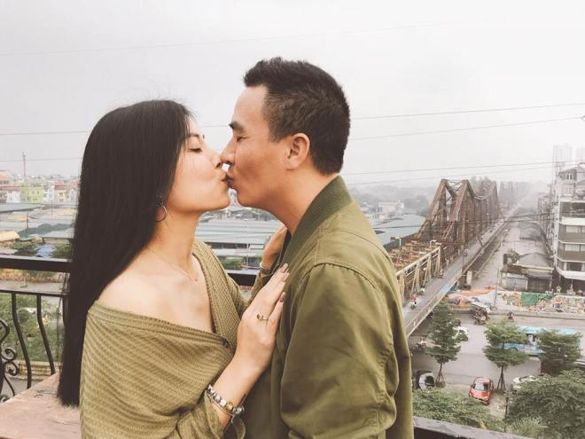 Nguyễn Hoàng Linh, BTV Nguyễn Hoàng Linh, chồng Nguyễn Hoàng Linh