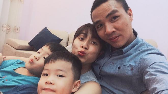BTV Nguyễn Hoàng Linh, chồng Nguyễn Hoàng Linh, sao Việt