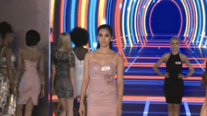 Trần Tiểu vy, Miss World, sao việt