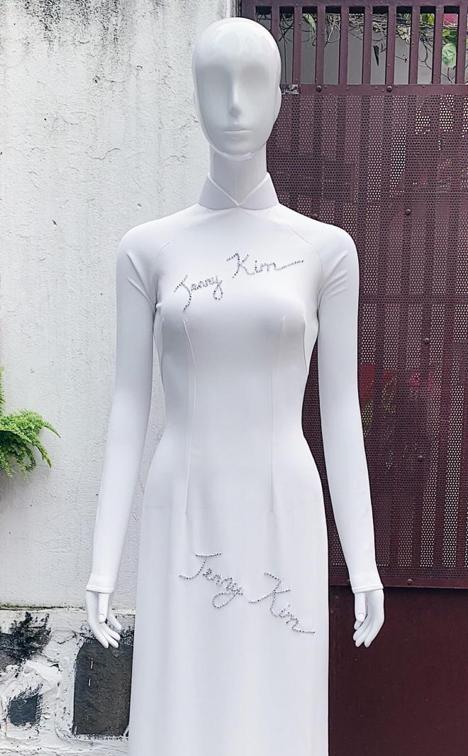 minh tú, áo dài,  Hoa hậu Siêu quốc gia