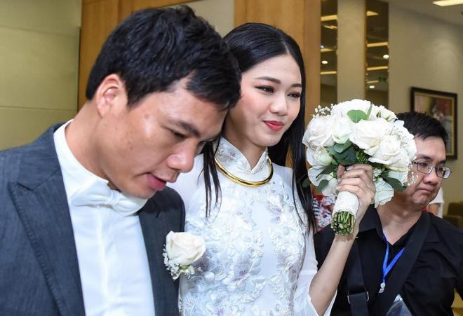 Á hậu Thanh Tú, đám cưới Á hậu Thanh Tú, chồng Á hậu Thanh Tú