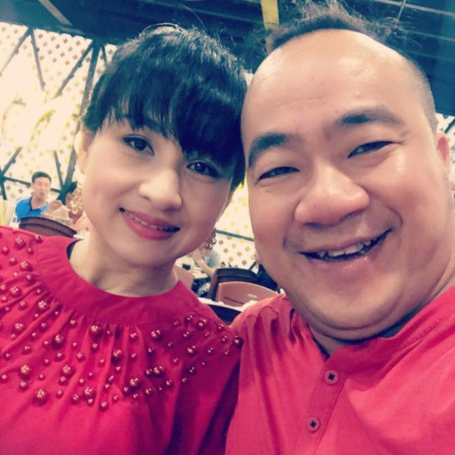 Hiếu Hiền, bà xã Hiếu Hiền, sao Việt