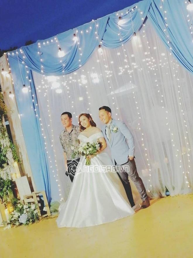 Đinh Tiến Đạt, đám cưới đinh tiến đạt, sao việt