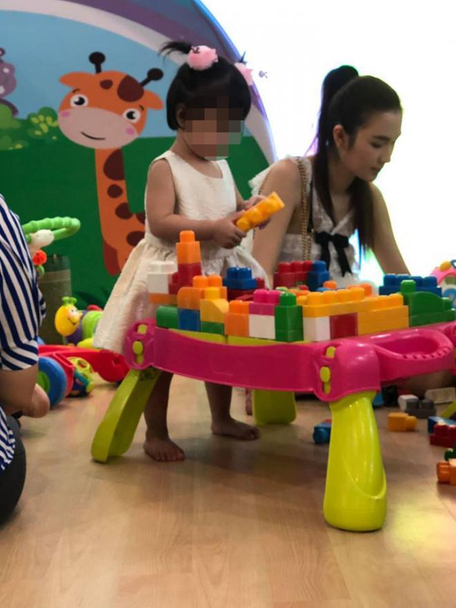 Ngọc Loan The Face, bác sĩ Chiêm Quốc Thái, Ngọc Loan có con