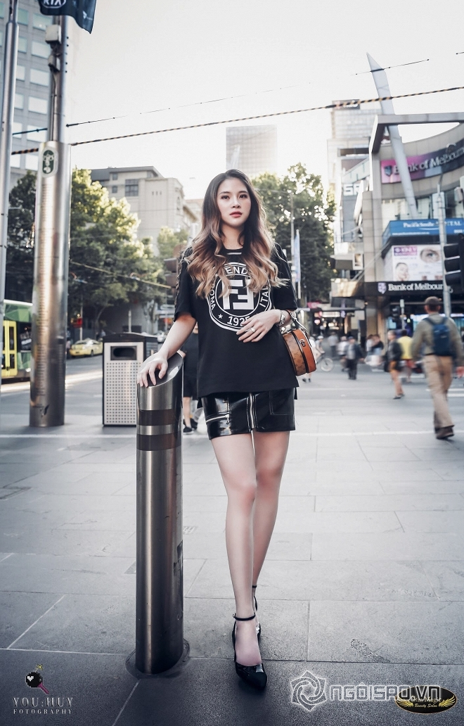 Tracy Phương Thảo,Miss Viet Nam World Frace 2019,Tracy Phương Thảo quyến rũ