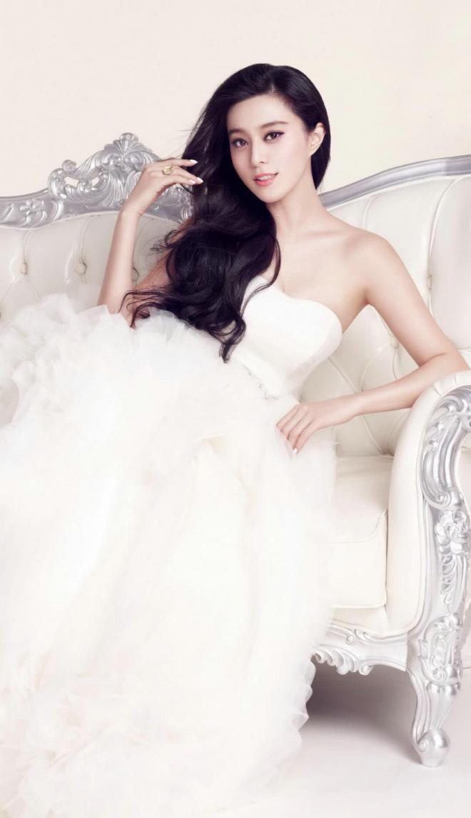 sao Hoa ngữ mặc váy cưới,sao Hoa ngữ,sao Hoa ngữ chưa chịu lấy chồng