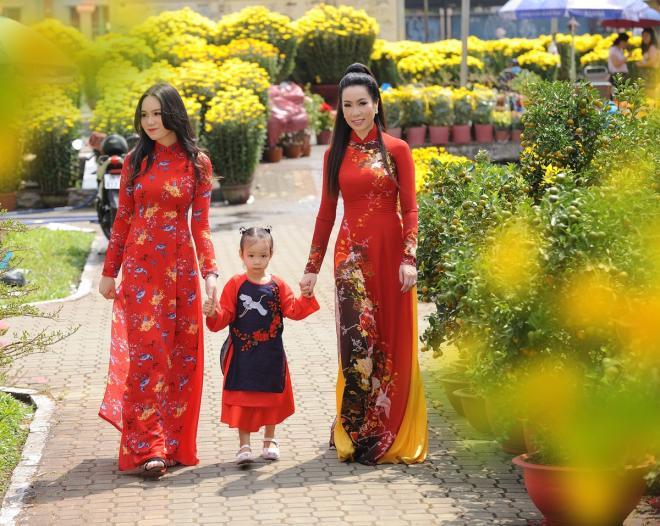 Trịnh Kim Chi,con gái Trịnh Kim Chi,sao Việt