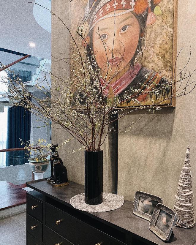 Á hậu Tú Anh, sao việt, trang trí nhà cửa, đón tết