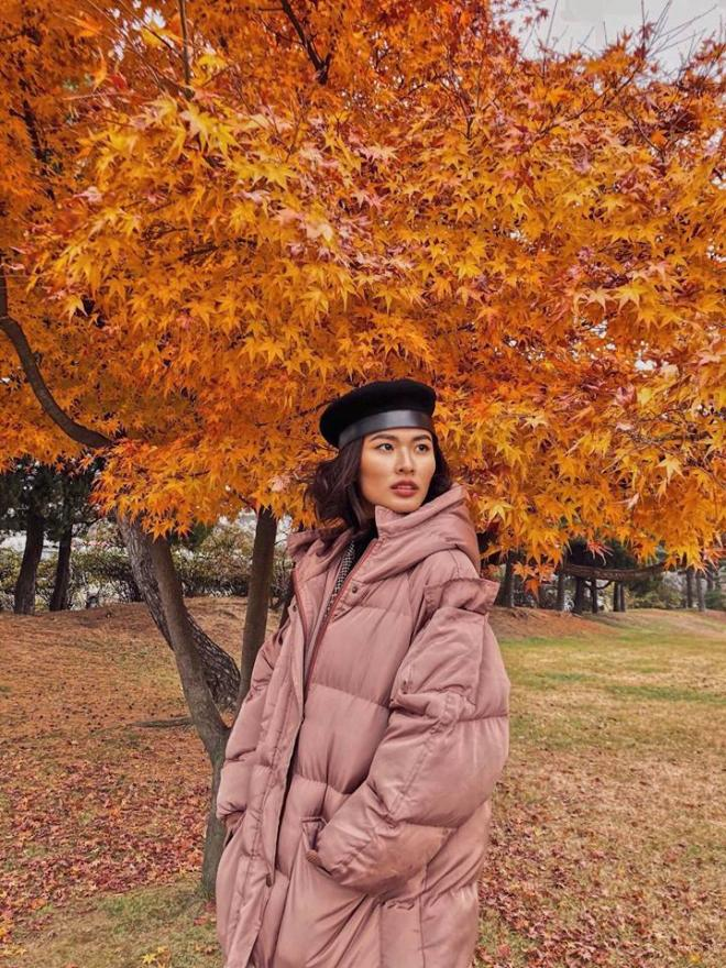Cao Thiên Trang, người mẫu Cao Thiên Trang, sao Việt