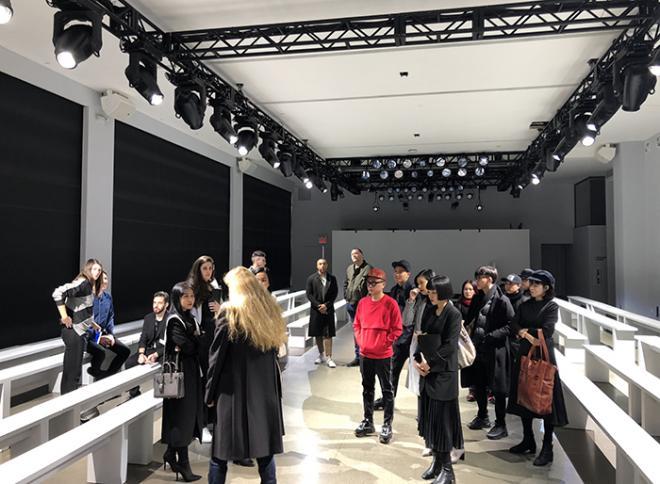 Công Trí,New York Fashion Week,nhà thiết kế Việt