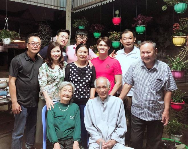 Linh Chi, Lâm Vinh Hải, sao Việt