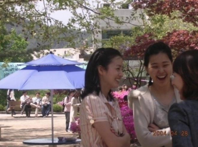 Kim Tae Hee,bạn thân của Kim Tae Hee,Honey Lee
