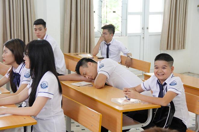 Hâu trường ngày đầu khởi quay Siêu quậy TV 3