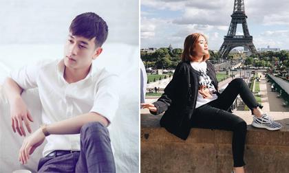 Hot girl và hot boy ngày 1/10/2017: Nhan sắc gây thương nhớ của tân thiếu úy, Ngọc Thảo đi du lịch ở Paris