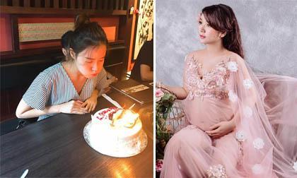 Hot girl và hot boy ngày 4/10/2017: Midu đón sinh nhật sớm, Ngô Lệ Quyên xinh đẹp khi mang bầu