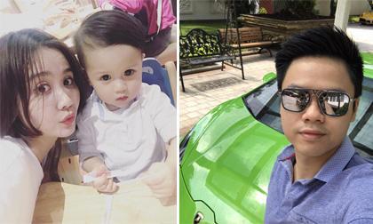 Hot girl và hot boy ngày 6/10/2017: Huyền Lizzie khoe con trai đáng yêu, Phan Thành điển trai bên siêu xe