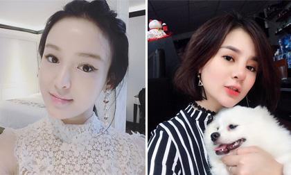 """Hot girl và hot boy ngày 7/10/2017: Huyền Baby khoe da căng mịn, Trang Moon ngày càng xinh đẹp sau """"dao kéo"""""""