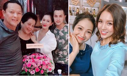 Hot girl và hot boy ngày 9/10/2017: Trang Pilla thân thiết với mẹ chồng, Quỳnh Hương khoe mẹ ruột trẻ như hai chị em
