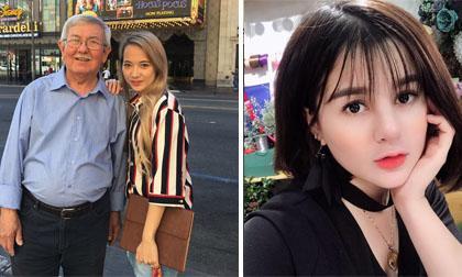 """Hot girl và hot boy ngày 16/10/2017: Xuân Nghi đưa ông nội khám phá nước Mỹ, Trang Moon xinh đẹp hơn sau """"dao kéo"""""""