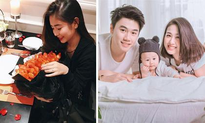 Hot girl và hot boy ngày 17/10/2017: Nam Thương kỷ niệm 2 năm sống chung cùng chồng, gia đình Trang Lou hạnh phúc bên nhau
