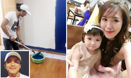 Hot girl và hot boy ngày 15/11/2017: Mai Tài Phến trổ tài sơn nhà, Mai Thỏ tổ chức sinh nhật cho con gái