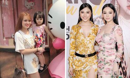 Hot girl và hot boy ngày 16/11/2017: Em gái Công Vinh hạnh phúc vì được gặp con, Huyền Baby xinh đẹp bên Hạnh Sino