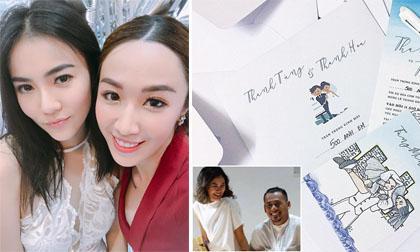 Hot girl và hot boy ngày 18/11/2017: Quỳnh Trân đọ sắc với Katun, hé lộ thiệp cưới của Tùng Min
