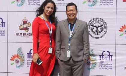 """""""Cha cõng con"""" dự Hạng mục Điện ảnh Thế giới tại LHP Quốc tế Ấn Độ lần thứ 48"""
