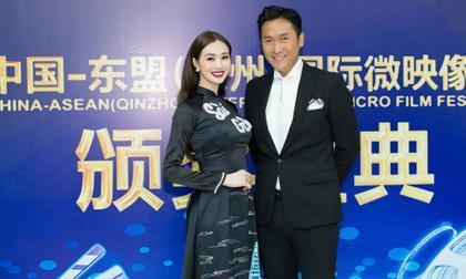 """Khánh My hội ngộ Mã Đức Chung, đoạt giải """"Nữ diễn viên xuất sắc"""" Asean Micro Film"""
