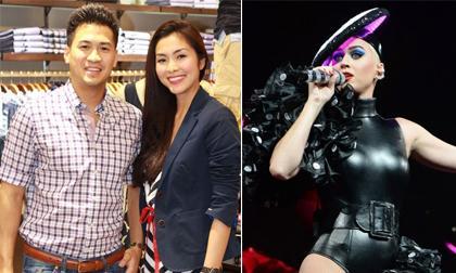 Em chồng Hà Tăng – Phillip Nguyễn sẽ mang tour của Katy Perry tới TP. HCM?