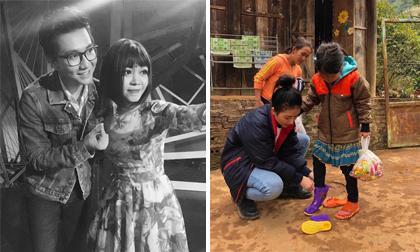 Hot girl và hot boy 6/1/2018: MC Công Tố vĩnh biệt cô giáo ung thư Thanh Hằng, Quỳnh Anh Shyn vui vẻ đi làm từ thiện