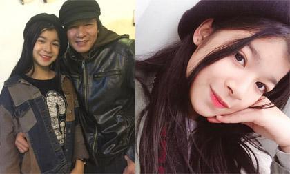 Nhan sắc xinh xắn của con gái nam diễn viên Võ Hoài Nam