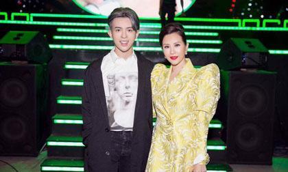 Phản ứng của Hoa hậu Thu Hoài khi con trai được liệt kê vào danh sách hội con nhà giàu