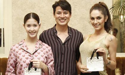 Không phải Yoshi, Hoa hậu chuyển giới Brazil quyết định rủ Á hậu Thái Lan sang Việt Nam