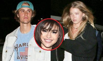 Justin Bieber đi chơi đêm với cô gái lạ khiến Selena Gomez nổi cơn ghen tuông