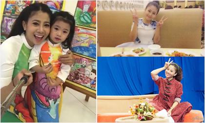 Cuộc sống diễn viên Mai Phương sau 5 năm bị bạn trai chối bỏ, làm mẹ đơn thân