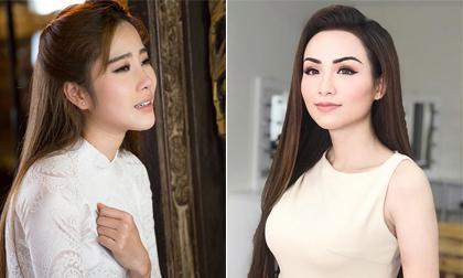"""Sau chuyện tình Trường Giang – Nam Em, Hoa hậu Diễm Hương chia sẻ: """"Khổ! Đến khổ vì yêu"""""""