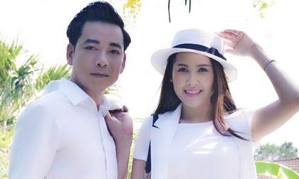 """Diễn viên Minh Thư, ca sĩ Lâm Trí Tú """"đội nắng"""" đi trao sách tại Quảng Ngãi"""