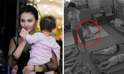"""Hồng Quế bật khóc khi phát hiện điều không ổn lúc con gái đi học dù đã chọn trường """"quen"""""""